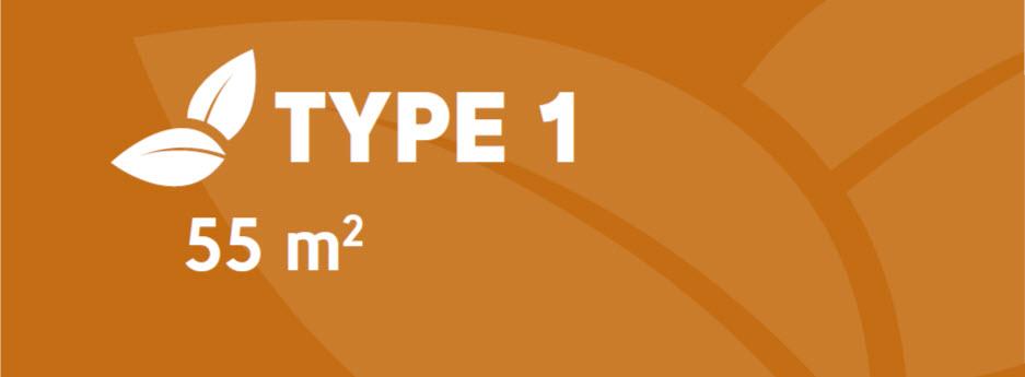 Type 1 Logo