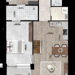 Appartement 35, Eerste Westerparkhof 21