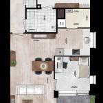 Appartement 6, Eerste Westerparkhof 5