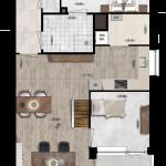 Appartement 36, Eerste Westerparkhof 22