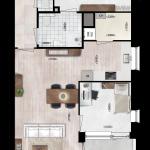 Appartementen 16, 26, Eerste Westerparkhof 10, 16
