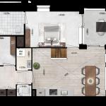 Appartement 31, Eerste Westerparkhof 23