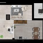 Entresol appartement 31, Eerste Westerparkhof 23